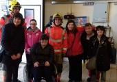 Trip to Bury Community Fire Station 18.03.17